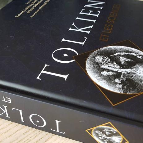 tolkien et les sciences couverture