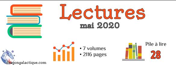 infographie lectures mai 2020 le dragon galactique