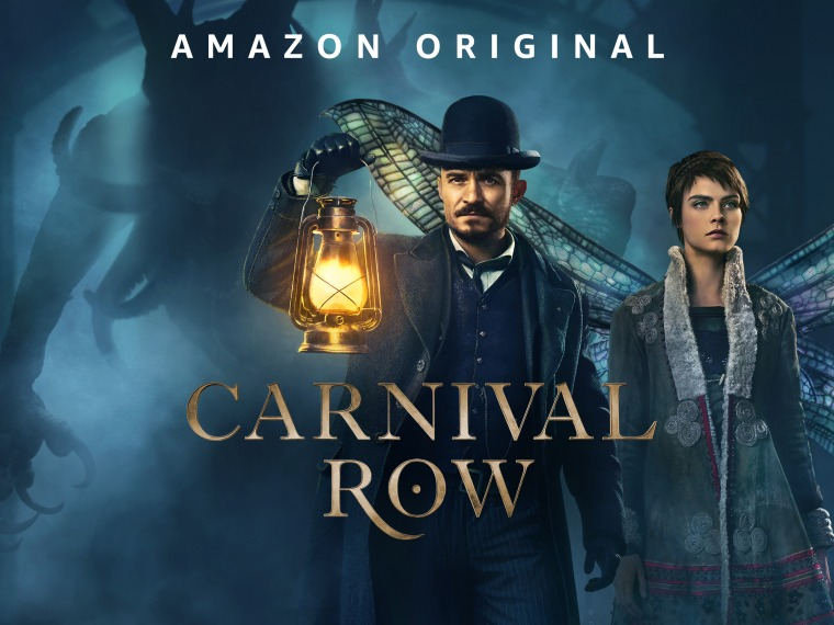 carnival row série télé