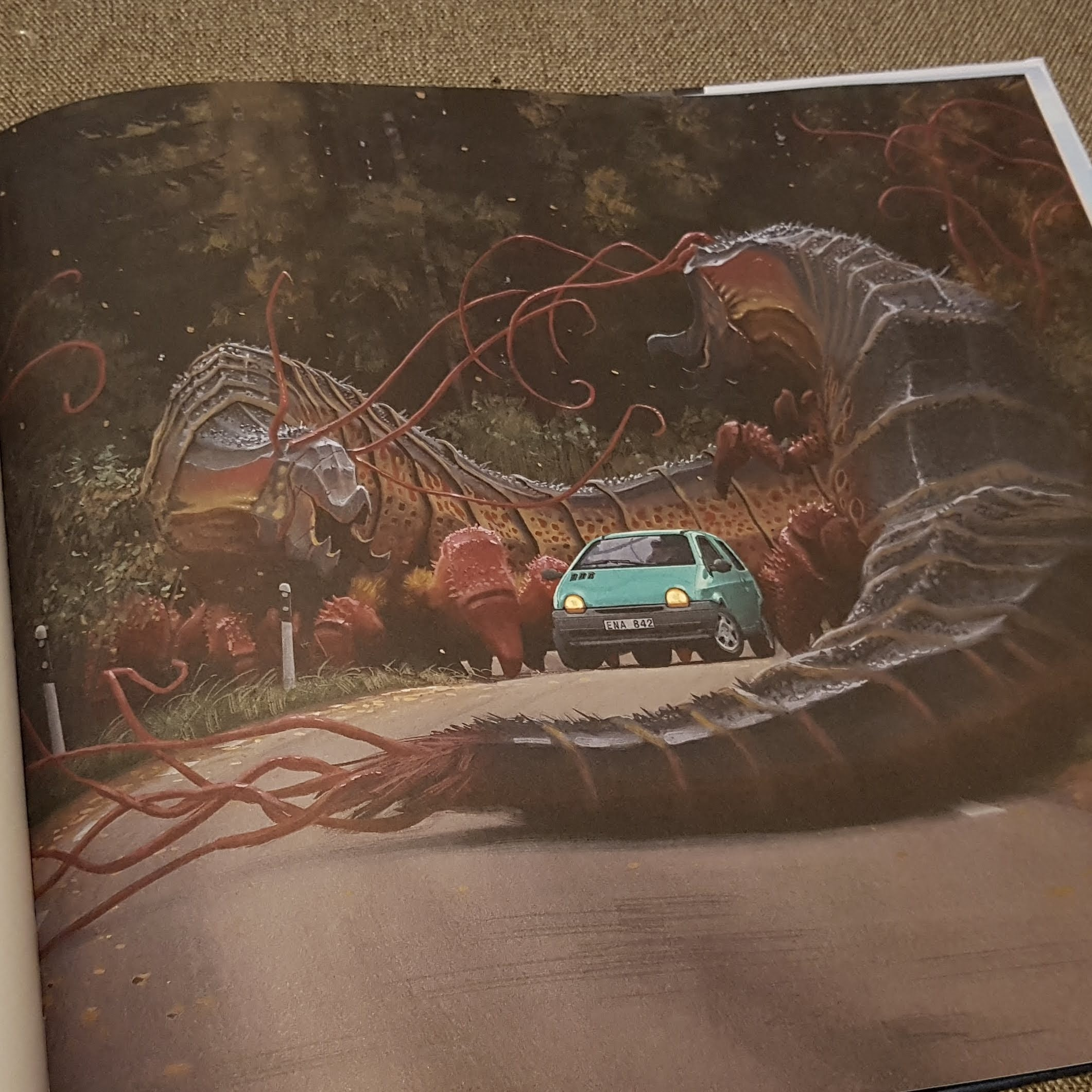 corruption things from the flood simon stalenhag
