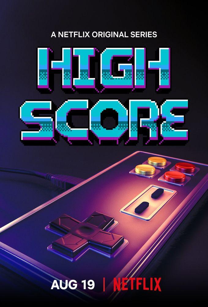 high score l'aâge d'or du gaming